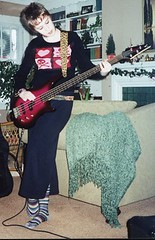 chick bass player