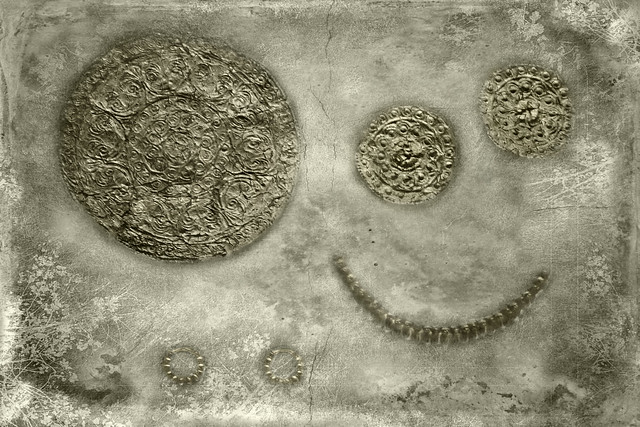 Ancient Jewellery @ MFA - Boston, Massachusetts