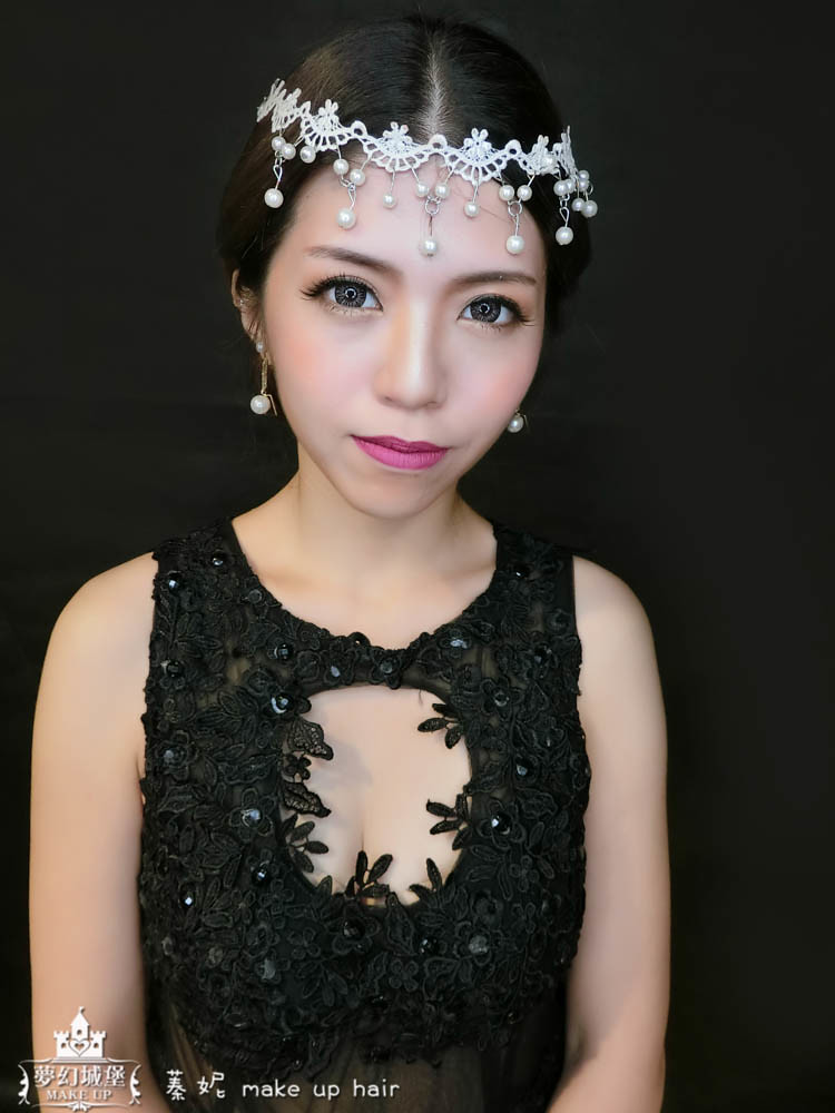 【新秘蓁妮】新娘造型創作 / 歐風造型