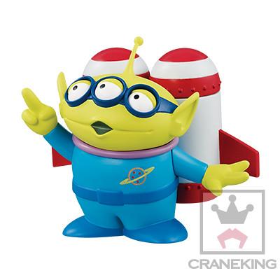 《玩具總動員》薩卡星球 ~三眼怪的火箭箱子~ ZACCA PLANET~エイリアンのロケットケース~