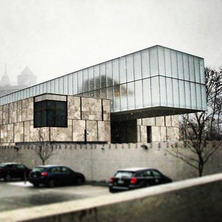 Hardline, Barnes Foundation - Tod Williams + Billie Tsien #ilovebuildings #buildings #ilovearchitecture #architecture #architectureschool #barnesfoundation #todwilliams #billietsien #philadelphia #philly #pennsylvania #eastcoast #fallingsnow #winter #mons
