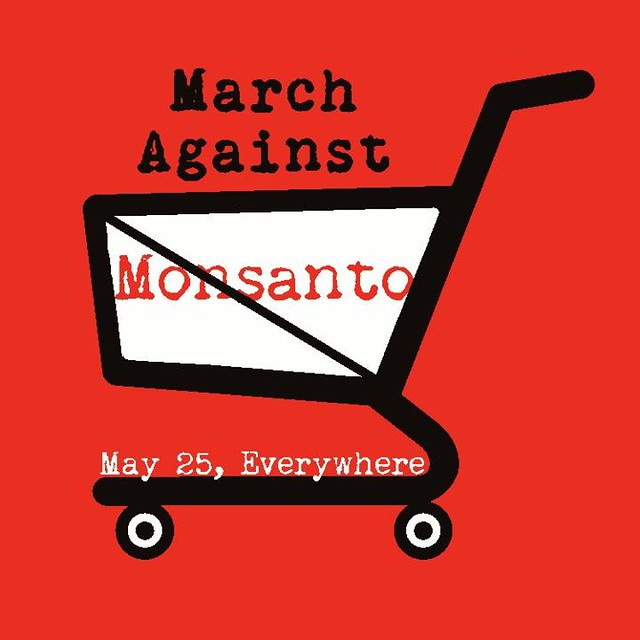286 Cities March Against Monsanto this Saturday (May 25th) monsanto GMO Food Security