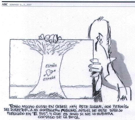 07c11 Mingote en ABC ilustración de Caína Uti 465