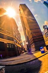 Fisheye Look In Boston, Massachusetts  http://facebook.com/FireInTheEyePhotography