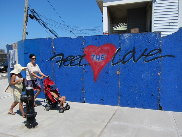 Rockaway Beach Summer 2013: Feel the Love