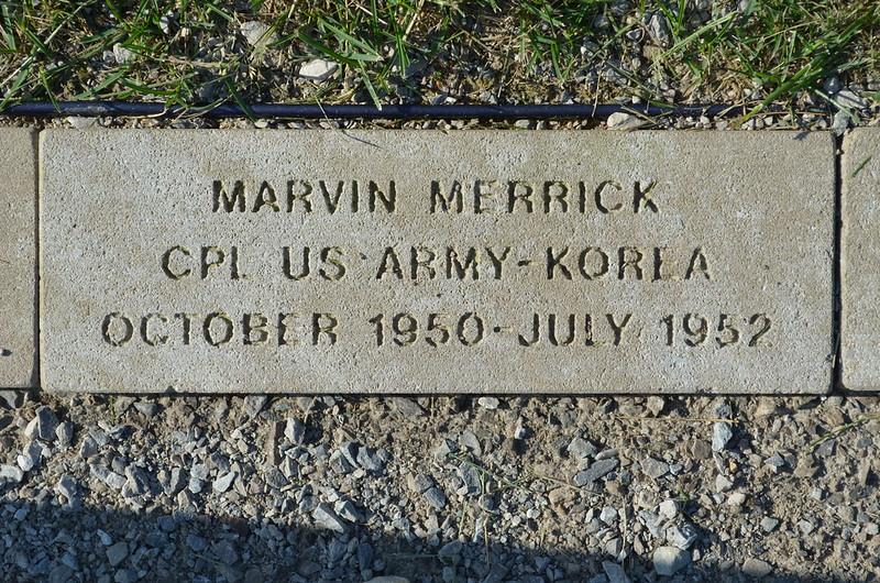 Merrick, Marvin