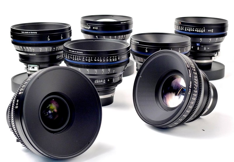 Zeiss CP.2 lenses