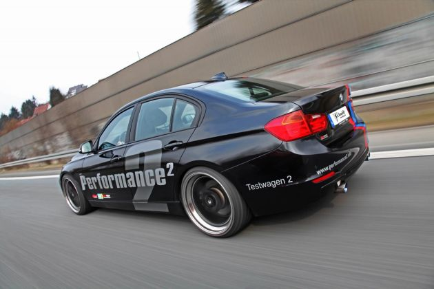 BMW 335i (F30) by Schmidt Revolution