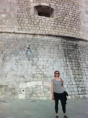 Jessica in Dubrovnik