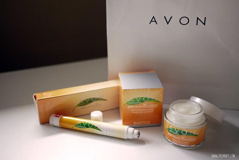 AVON Skin Revitalize Skincare