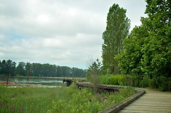 Fraser River Waterfront Parks