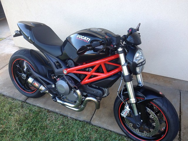 796 evo project ducati monster forums ducati monster motorcycle forum. Black Bedroom Furniture Sets. Home Design Ideas