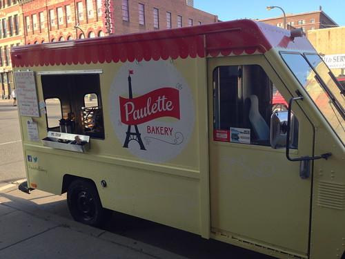 Paulette's Bakery Truck