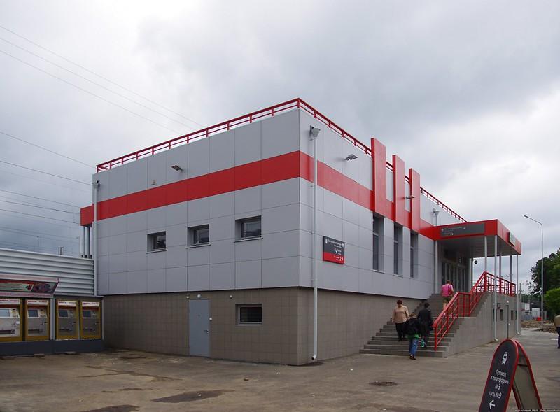 Solncevo station
