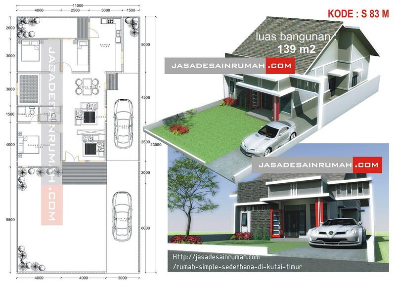 Beberapa desain rumah ...