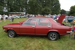 Newby Hall Historic Car Rally 2013