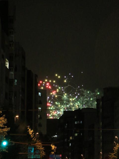 Sumida River fireworks 2013-01