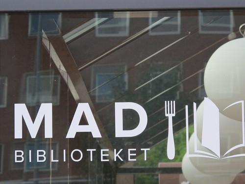 Madbiblioteket - Risager