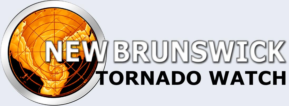 New Brunswick Tornado Watch