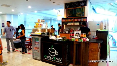 Green Bean Organic Coffee