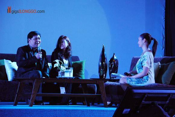 Francisco, Faridah Enrile, Patty Laurel