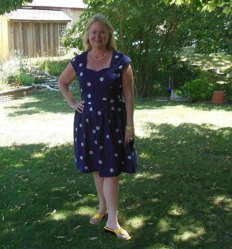 Cambie Dress by becky b.'s sew & tell