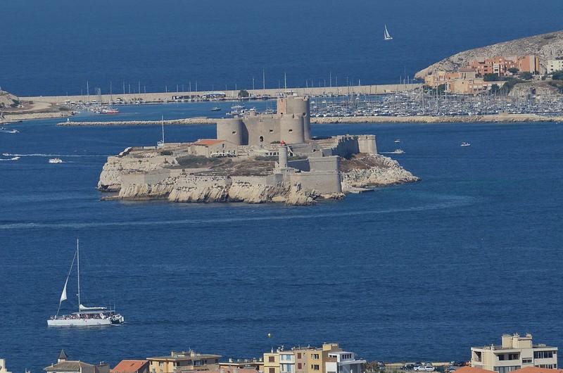 Castillo en Marsella