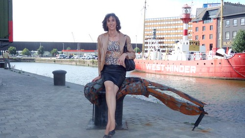 Belgian trip with Ellen / Voyage en Belgique avec Ellen by french_lolita