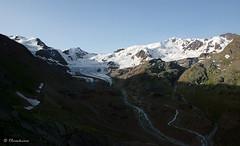 dal rifugio Branca al rifugio V Alpini (Parco Nazionale dello Stelvio)