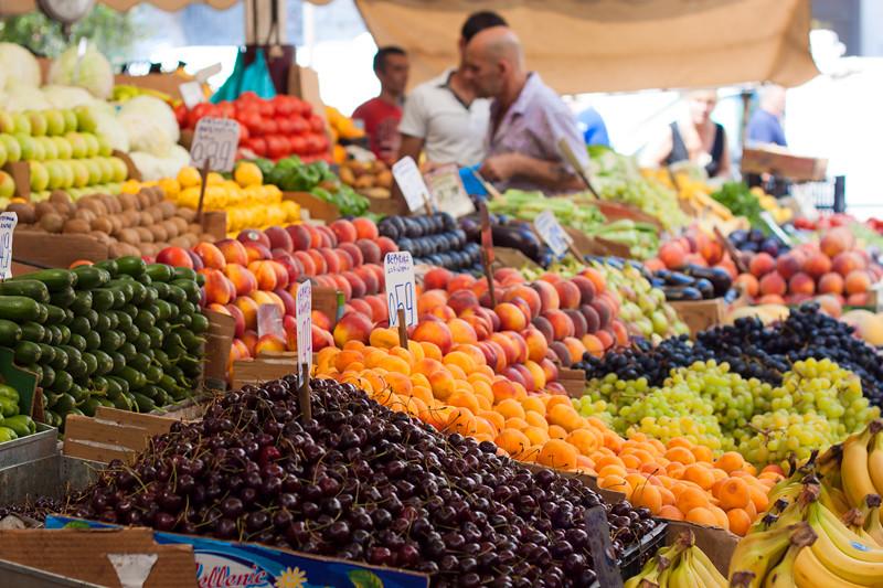frutas y colores