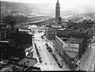 Pioneer Square, 1929