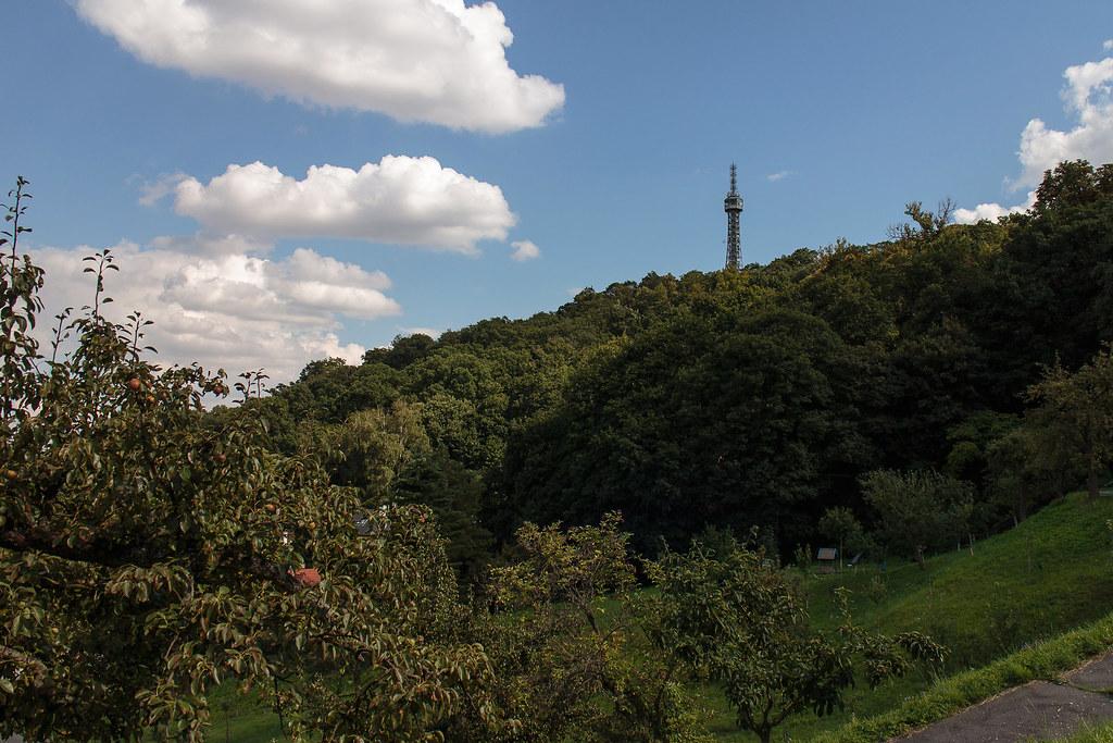 מגדל אייפה בפראג
