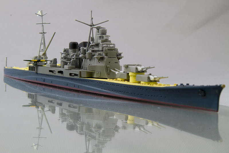 1/700 Heavy Cruiser Atago 8