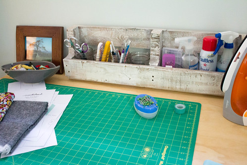 Sewing Space
