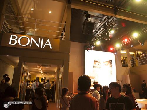 Bonia Pop Up Store Launch Party