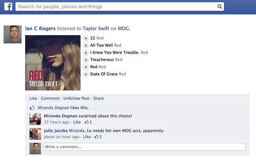 Taylor Facebook