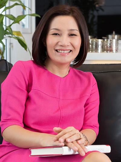 Bà Nguyễn Quế Anh