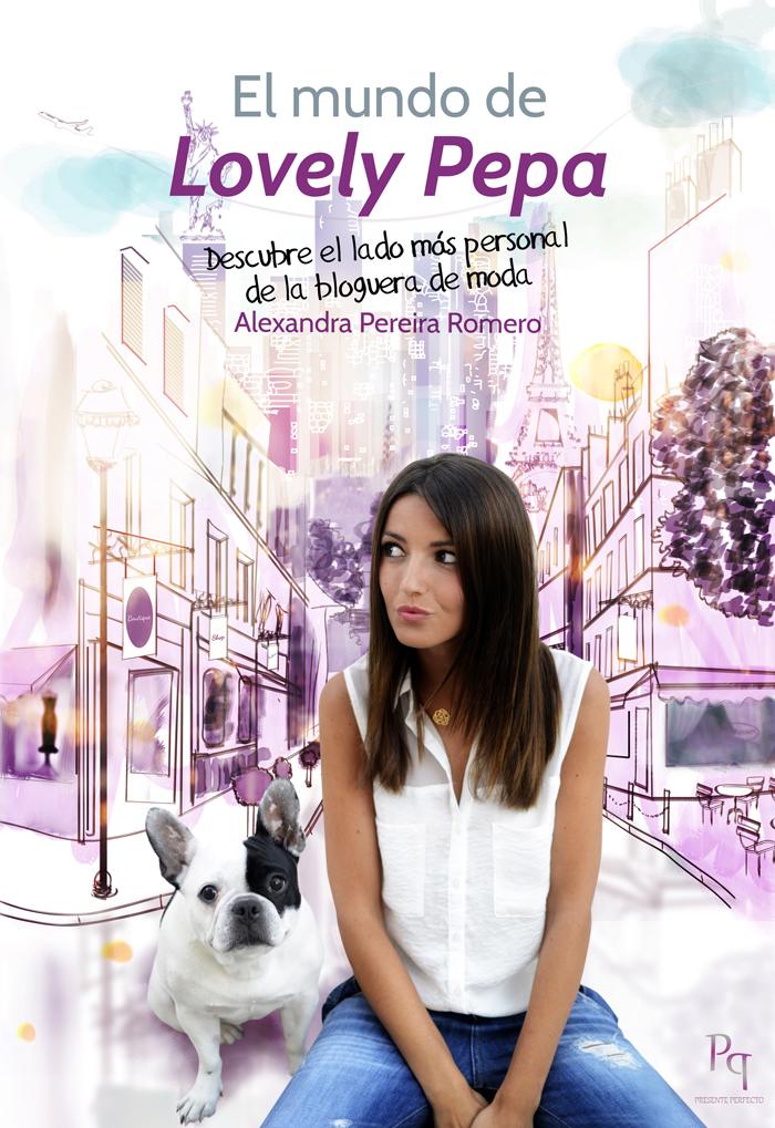 Portada El mundo de Lovely Pepa