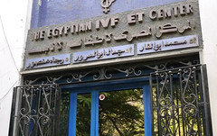 A fertility clinic in Cairo. Credit: Rachel Williamson/IPS.