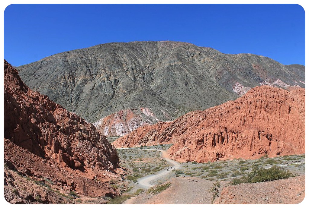 quebrada de humahuaca seven color hill hike
