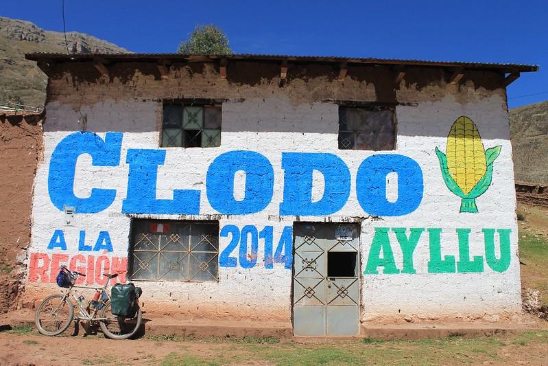 New region, new candidate, same old graffiti