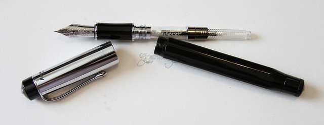 Kaweco Elite Fountain Pen - Medium Taken Apart