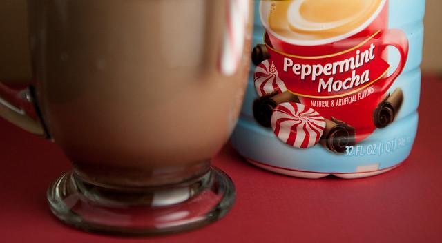 Creamy Peppermint Hot ChocolateIMG_7942