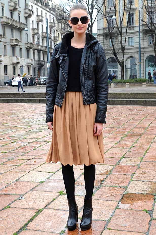 How To Wear A Pleated Skirt Dress Me Blog Me