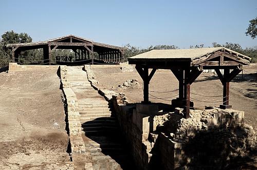 Lugar Bautizos, Betania