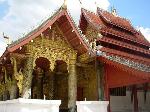 Luang Prabang-Wat Mai (5)