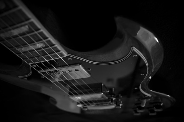 Photo:Gibson SG Guitar By LukePricePhotography