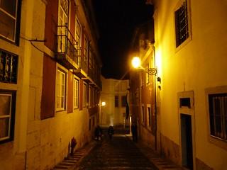 Foto de Alfama (Lisboa)