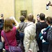 Mona Lisa.  Did anyone look or only snap pictures?