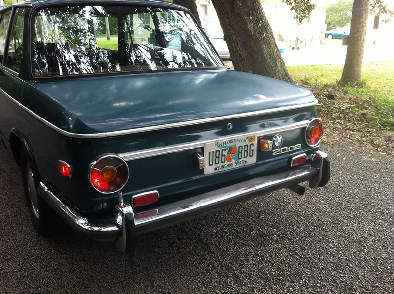 Buy Used 1973 Bmw 2002 Beautiful Agave Green Roundie In